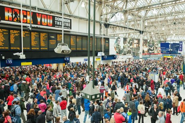 The deal includes space for brands at London's Waterloo (iStock)