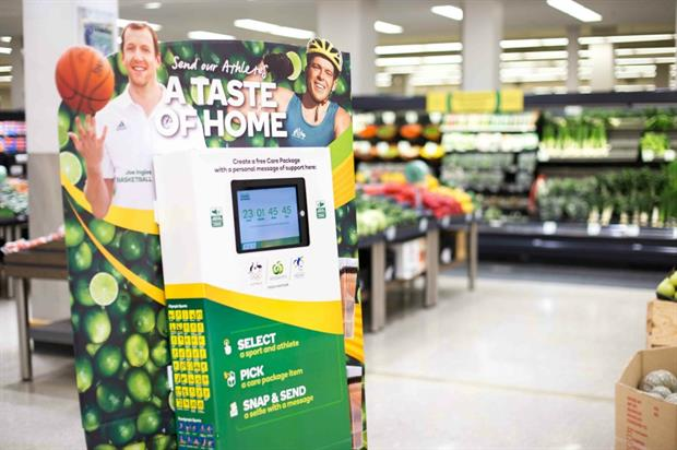 Woolworths launches Taste of Home activation to support Australian Olympic and Paralympic teams