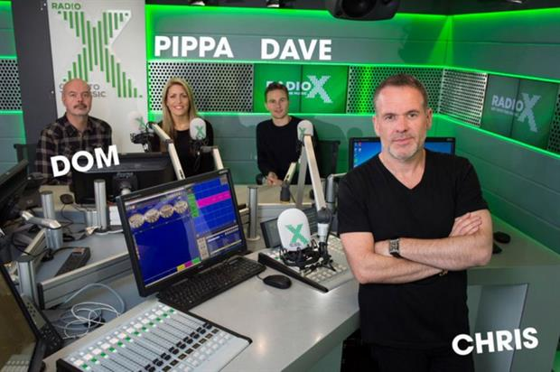 DJ Chris Moyles (right) will front the Road Trip