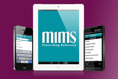 MIMS app: praised for good design, pricing and popularity