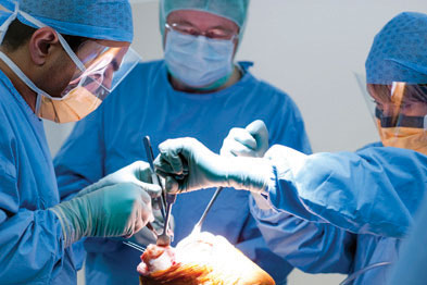 Treatments such as knee replacement surgery should only be restricted on evidence-based criteria (Photograph: SPL)