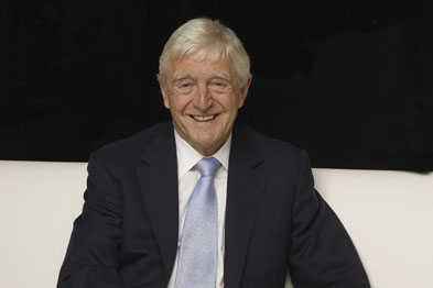 Dignity ambassador, Sir Michael Parkinson, believes dignity in care is 'everybody's business'
