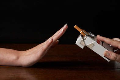 After quitting smoking, weight gain can lead to typ-2 diabetes