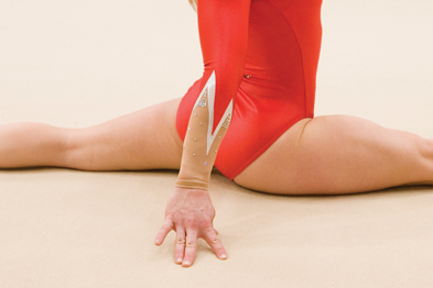 People who have joint hypermobility will often also have a natural aptitude for gymnastics (Photo: GUSTOIMAGES/SCIENCE PHOTO LIBRARY)