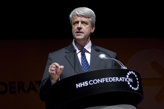 Andrew Lansley: 'Our aim is to increase health of the poor fastest'