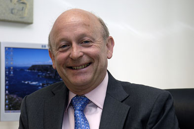Prof Rubin: knighthood for services to medicine