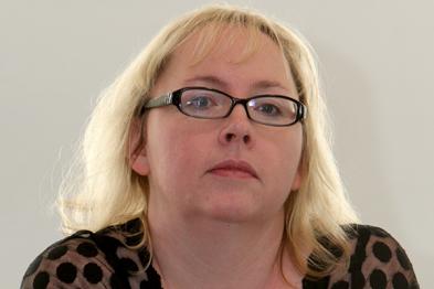 Dr Charlotte Jones: GP stress is rising (photo: Ray Farley)