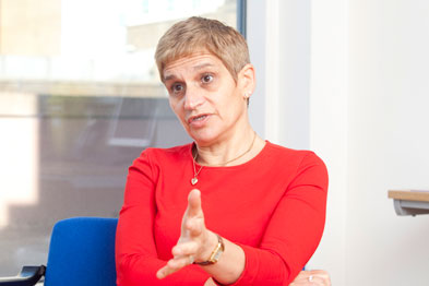 Dr Gerada: 'We have to respect the different demography we have, with many more people who have chronic long-term diseases, and a more elderly population.'
