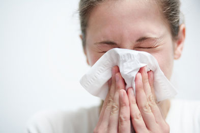 Parents should be alert, not alarmed about flu this winter (Photograph: Istock)