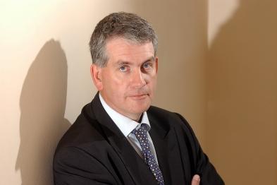 Dr Nigel Watson: review anti-fraud plans (photo: Solent News)