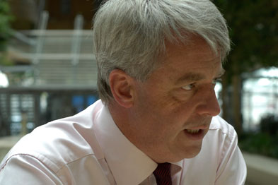 Mr Lansley will be challenged by the BMA