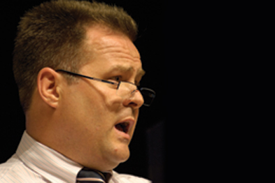 Dr Dearden: the BMA is seeking legal advice to protect GPs' right to buy added years on pensions (Photograph: JH Lancy)