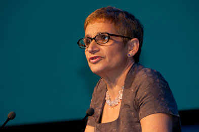 Professor Clare Gerada: sceptical about plans (Photograph: Pete Hill)