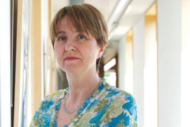 Dr Louise Irvine said legal action could follow the decision to downgrade Lewisham hospital's A&E unit (Photo: Jason Heath Lancy)