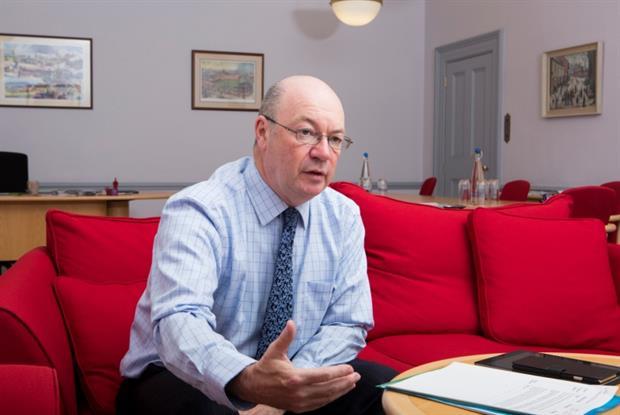 Primary care minister Alistair Burt