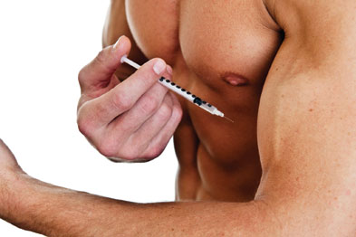 Anabolic steroid use is rising (Photograph: iStock)