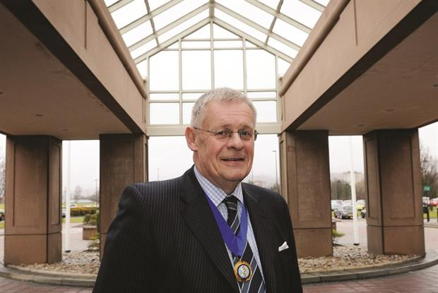 Dr Brian Keighley