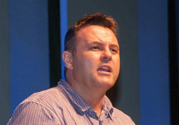 Dr Bruce Hughes: Struggling GPs need emergency powers (Photo: JH Lancy)