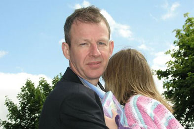 Dr Gray has welcomed a German court's decision to block a gagging order against him