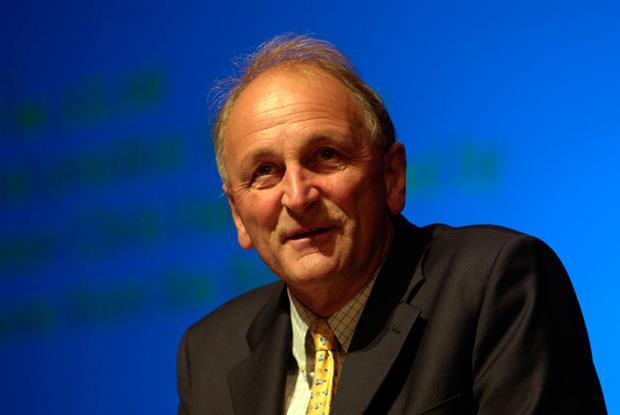 King's Fund chief executive Chris Ham