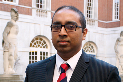 Dr Kasaraneni: LETBs are being developed without sufficient GP involvement (Photograph: BMA)