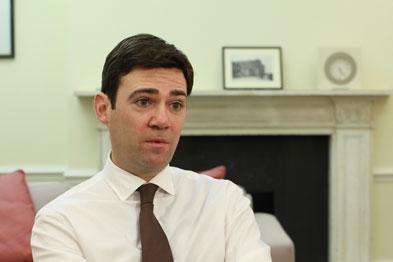 Mr Burnham: Labour should admit GMS contract was a mistake