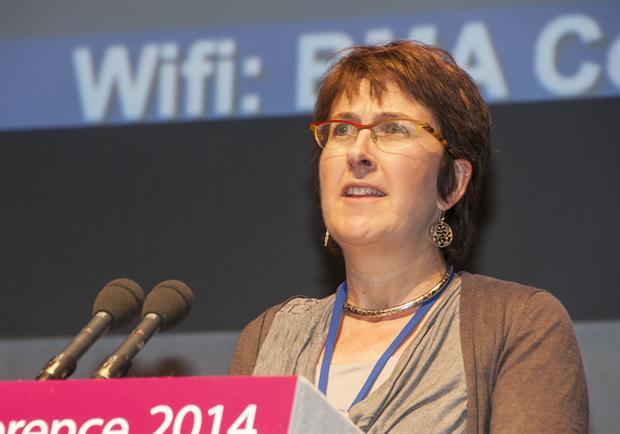 Hackney LMC chairwoman Dr Fiona Sanders: 'The impact on health is extraordinary' (Photo: Haymarket/Pete Hill)
