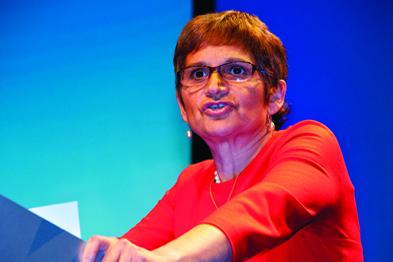 Professor Clare Gerada: set to lead overhaul of London primary care