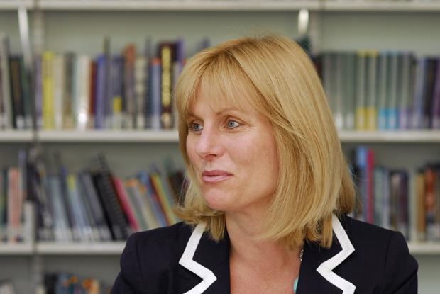 NICE deputy chief executive Professor Gillian Leng