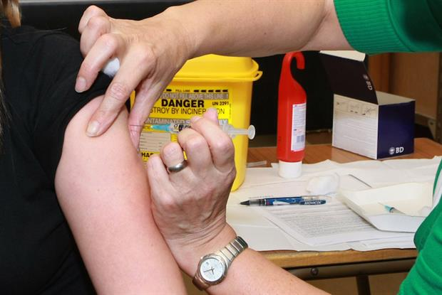 HPV jab: decision on vaccination for boys unlikely before 2017 (Photo: Consolidated Scotland)