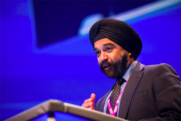 Harpal Kumar of Cancer Research UK on the role of GPs (Glasgow 2015)