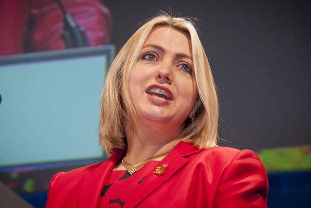 RCGP chair Professor Helen-Stokes Lampard (Photo: Pete Hill)