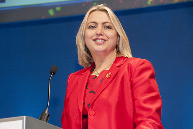 RCGP chair Professor Helen Stokes-Lampard (Photo: Pete Hill)
