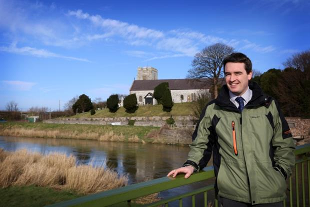 Dr James Davies: newest GP/MP elected to parliament