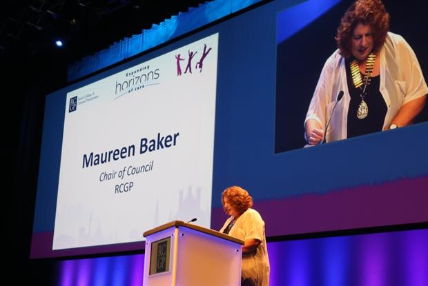 Dr Maureen Baker: GP funding must rise to 11% of NHS budget