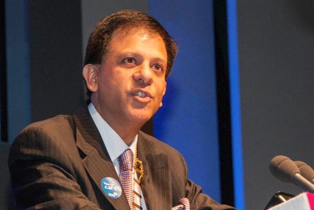 GPC chairman Dr Chaand Nagpaul
