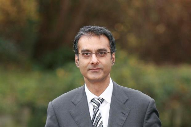 NAPC chairman Dr Nav Chana