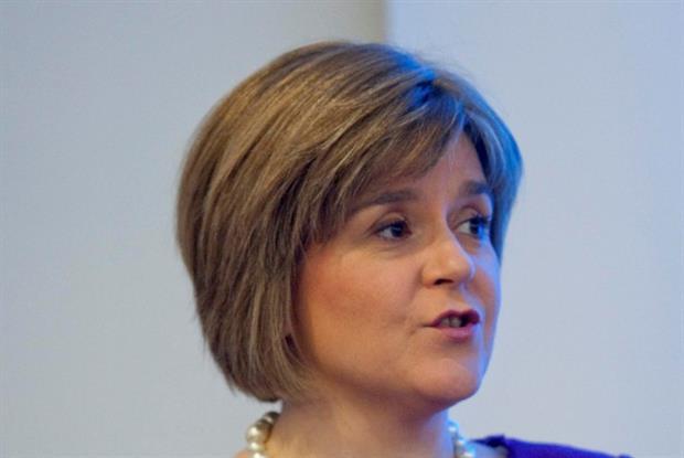 Nicola Sturgeon: Scottish National Party sets out NHS investment plans (Photo: Douglas Robertson)