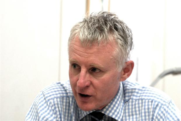 Mr Lamb: 'We ensured that competition was never put ahead of patients.' Pic: Jason Lancy