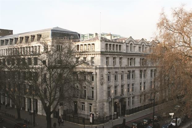 RCGP headquarters: Euston Square, London