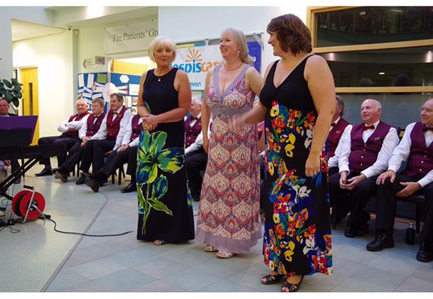 College Surgery in Cullompton was home to the 'Loyal Variety Performance'