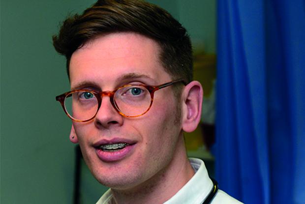 Dr Duncan Shrewsbury