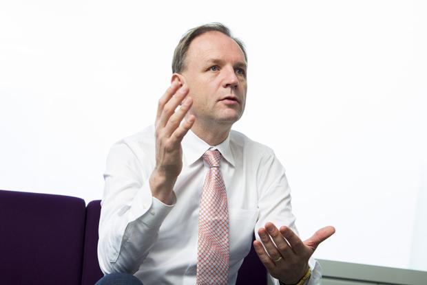 NHS England chief executive Simon Stevens (Photo: Alex Deverill)