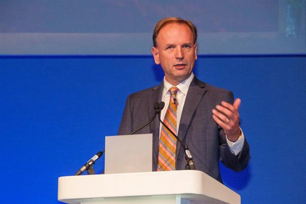 Simon Stevens: personal pledge to tackle GP indemnity costs (Photo: Pete Hill)
