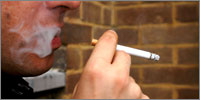 Diabetes smokers cut by a fifth in two years
