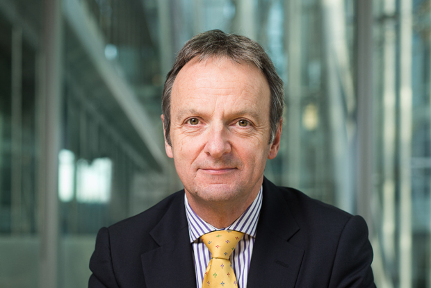 GMC chair Professor Terence Stephenson