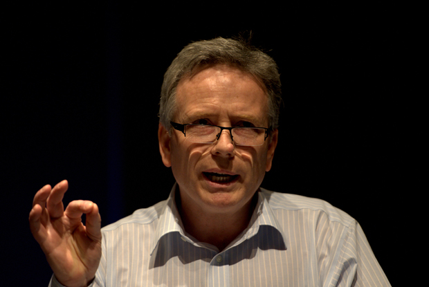 Dr Tom Black: Northern Ireland GPC chair (Photo: JH Lancy)
