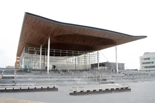 Welsh Assembly building (Photo: iStock)