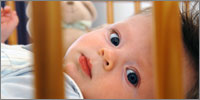 Maternal depression increases risk of SIDS