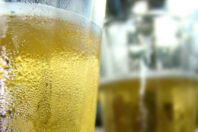 A minimum alcohol price of 45p per unit could save hundreds of lives a year, researchers found